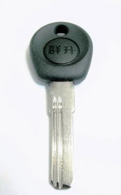 Заготовка для ключа MINGBANG(baoden) вертикальная 2 паза левые 8 см