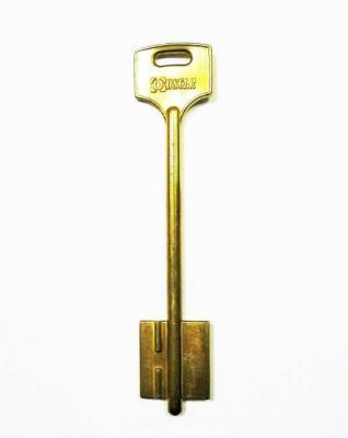 Заготовка для ключа ЭЛЬБОР-4 (11) флажковая 116 мм