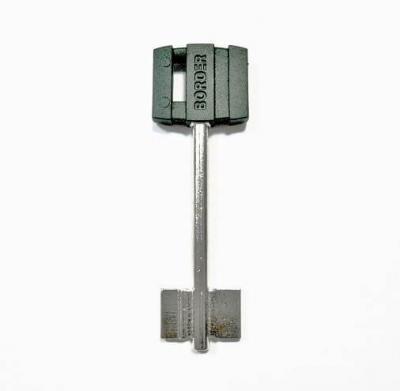 Заготовка для ключа BORDER-088 89 мм флажковая 1 паз левый