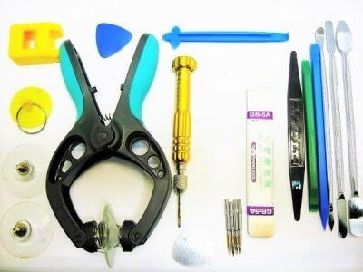 Набор инструментов для вскрытия и ремонта телефонов