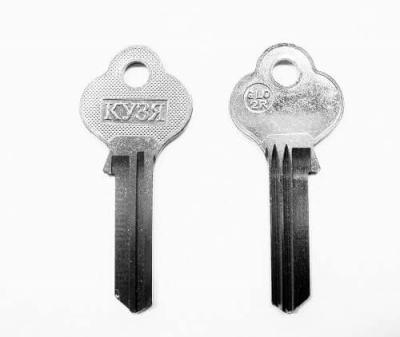 Заготовка для ключа Кузя GLO-2R английская