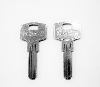 Заготовка для ключа KALE-4 вертикальная 3 паза
