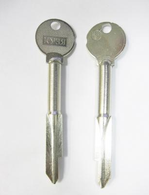 Заготовка для ключа Кузя KR-2 крестовая