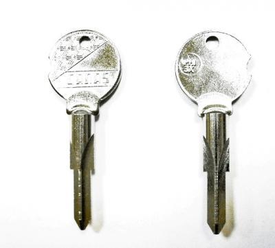 Заготовка для ключа CANAS PHI-3X крестовая