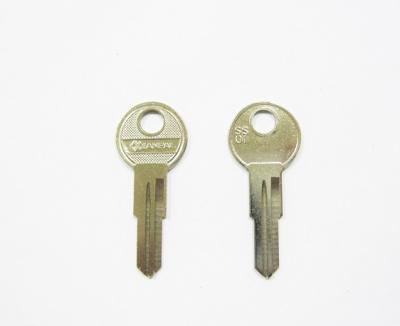 Заготовка для ключа XINPAI английская 2 паза