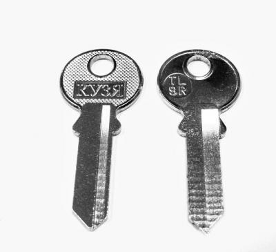 Заготовка для ключа Кузя TL9R английская 1 паз