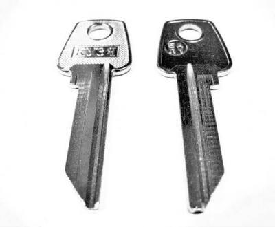Заготовка для ключа Кузя БАЛ-1 английская