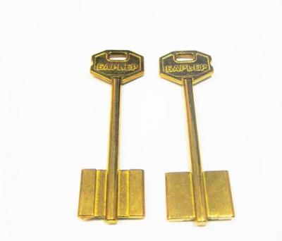 Заготовка для ключа Барьер флажковая 85 мм