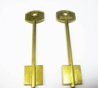 Заготовка для ключа БИЗОН-1 флажковая 109 мм