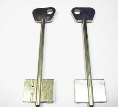Заготовка для ключа БОГАТЫРЬ-1 флажковая 110 мм