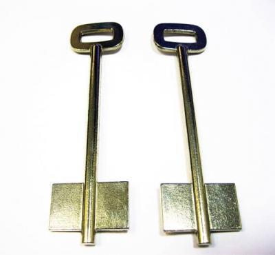 Заготовка для ключа РОСТОВ-Универсал 106 мм флажковая