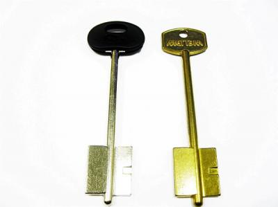 Заготовка для ключа МЭТТЭМ-3 (03) флажковая 108 мм