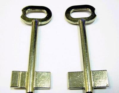 Заготовка для ключа МОГИЛЁВ-1 73 мм