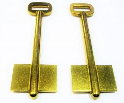 Заготовка для ключа РОСТОВ-3 флажковая 100 мм