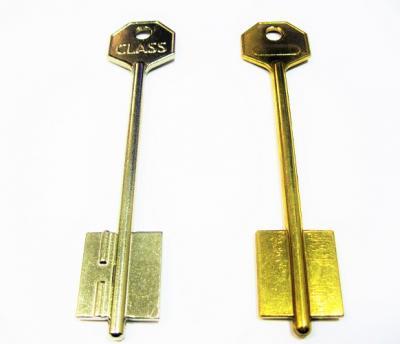Заготовка для ключа КЛАСС-4 115 мм флажковая