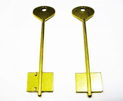 Заготовка для ключа Керберос-1 флажковая 103 мм