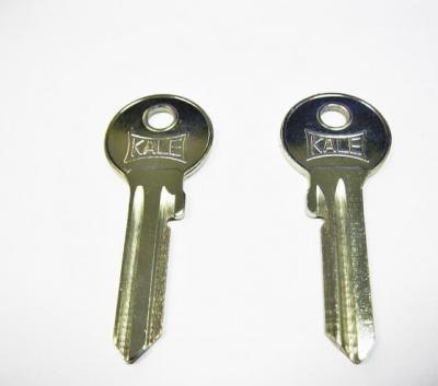 Заготовка для ключа английская KALE КЛ-6