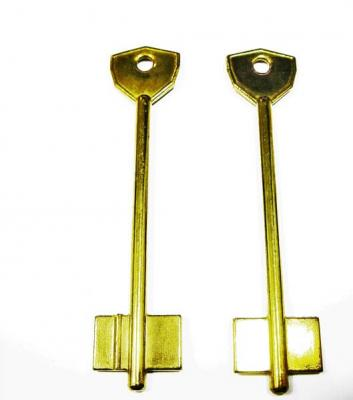 Заготовка для ключа САМ-4 флажковая