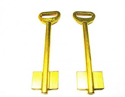 Заготовка для ключа ГЮРАЛ-2 флажковая