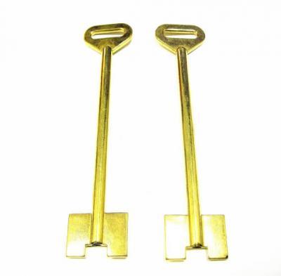 Заготовка для ключа ДВ-2/3ГС-1 флажковая 125 мм