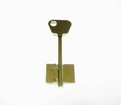 Заготовка для ключа БОГАТЫРЬ-3 флажковая 77 мм