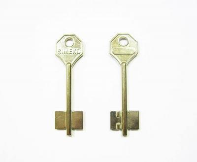 Заготовка для ключа СИМЕКО-1 флажковая 81 мм