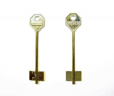 Заготовка для ключа СИМЕКО-2  флажковая 102 мм