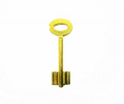 Заготовка для ключа СТРАЖ-1 флажковая 80 мм