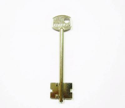 Заготовка для ключа ЦЕРБЕР-3 флажковая  103 мм