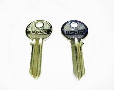 Заготовка для ключа  OSCAR UL-051 U-5R английская
