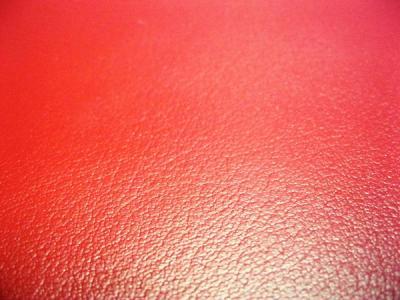Кожа КРС для обуви цвет красный