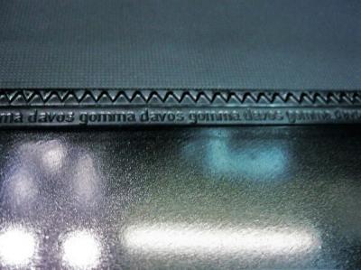 Кожвалон (Туниты) Пластина подошвенная RAIDER M3 NERO LUCIDO
