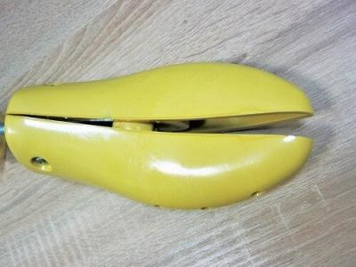 Растяжка женская пластиковая большая цвет желтый