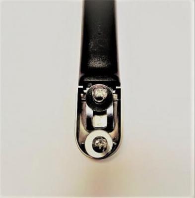 Ручка портфельная №5 черная PLG R-3729