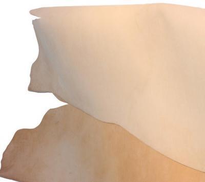 Чепрак растительного дубления (020201) Шорно-седельная кожа натурального цвета