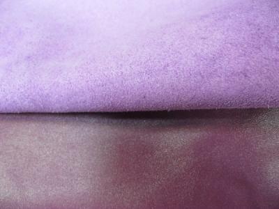 Кожа одежная Фиджи-фуксия матовая 060302 КРС толщина 1,2 - 1,4 мм