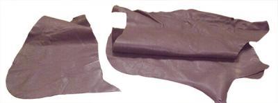 Кожа КРС (обрезки) светло-фиолетовая