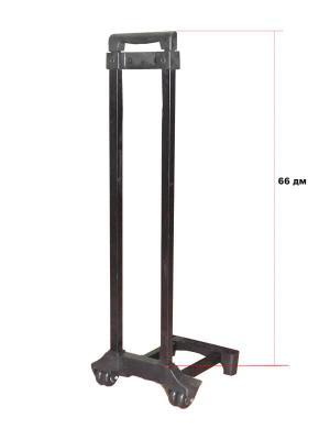 Ручка телескопическая для чемодана 168-7-3 26* №6