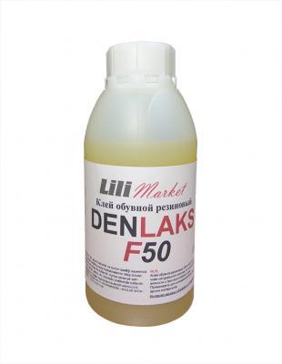 Клей резиновый DENLAKS F 30.19 0,5 л