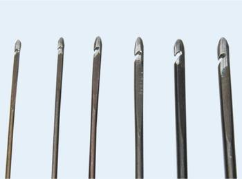 Крючок для ручной прошивки ф0,8мм