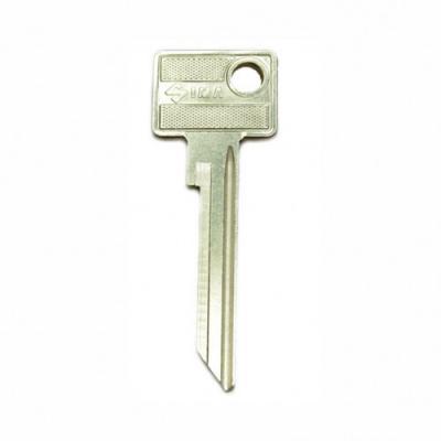 Заготовка для ключей (0128) PET1 PTR1S PTZ1R PEK1L Петрозаводск английская