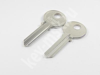 Заготовка для ключей (0136) 451 KSP1S/45S1 RUS1R KSK1 Каспий английская