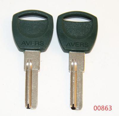 Заготовка для ключа 0438 вертикальная