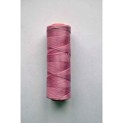 (9559)Нитки вощенные ДАФНА для ручной прошивки 1698розовый