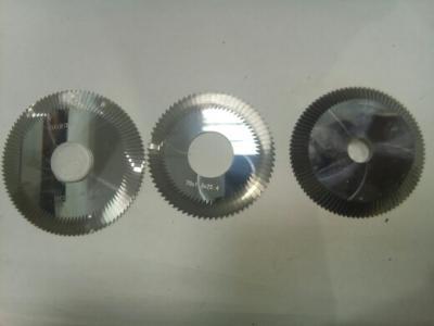 Фреза для станка по изготовлению ключей 0011ВС.С Carbide d 70х7,3хd12,7х40