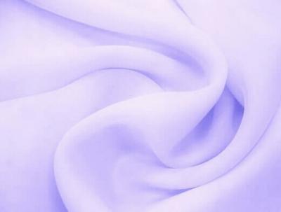 Ткань Вуаль Тюль цвет сиреневый