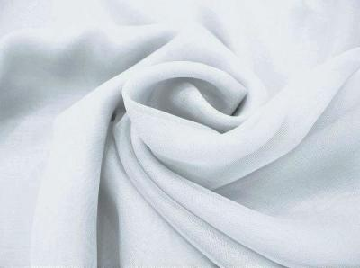 Ткань Вуаль Тюль цвет серый