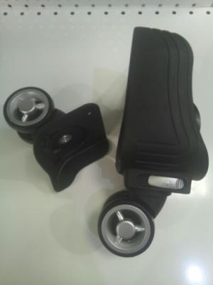 Колеса для чемодана диаметр 55 мм, высота 210 и 115 мм