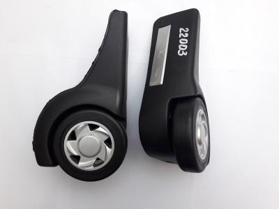 колесо для чемодана Диаметр колес 78,  H - 185, h - 20, R 45 высота - 200, глубина - 110, ширина - 70, колеса на подшипниках