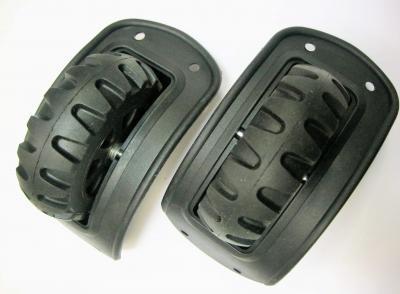 Колеса для чемодана с локером диаметр 98 мм